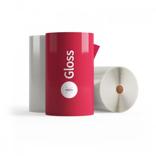 315mm 25 Micron Digital Gloss 76mm Core 1000 Metres (KON)