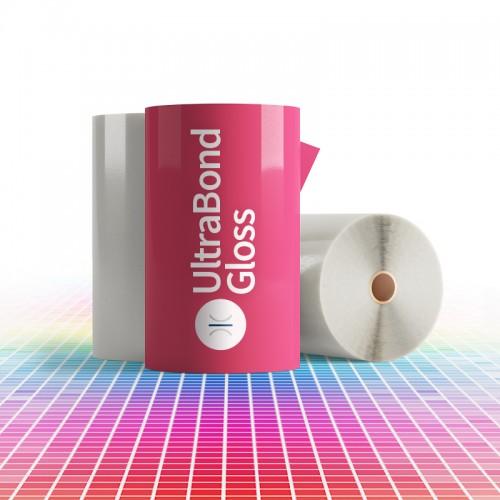 315mm 25 Micron Ultrabond Gloss 76mm Core 1000 Metre ==> [New Edition] <==
