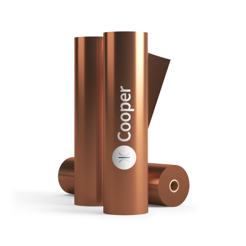 320mm Sleeking Foil Copper 25mm Core 100 Metres