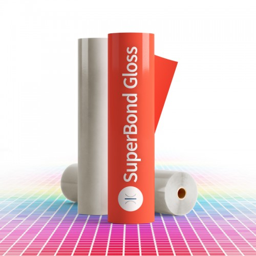 315mm 30 Mic Super Bond Gloss 25mm Core 200 Meters