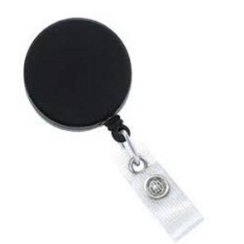 Standard Badge Reel YoYo - Packed in 100's - Grey