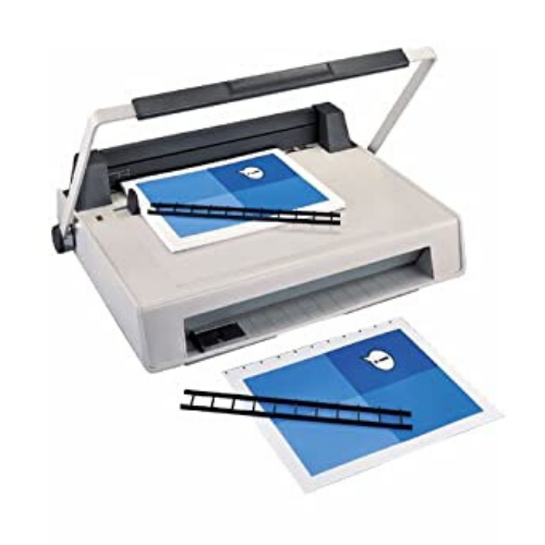 Surebind system 1 strip binding machine, binds documents up to 25mm