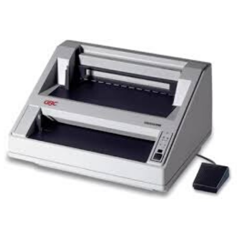 Surebind System 3 strip binding machine, binds documents up to 75 mm