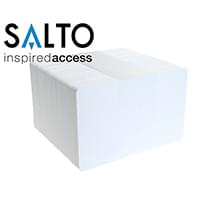 BLANK SALTO 4K CONTACTLESS CARDS (PACK OF 100)