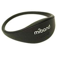 BLACK 1K MIBAND - 67MM (ADULT SIZE)