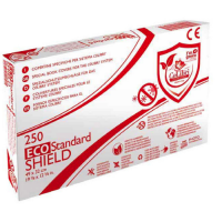 Colibri ECO Shield Anti Bacterial Environmentally Friendly Covers - A4 One Cut
