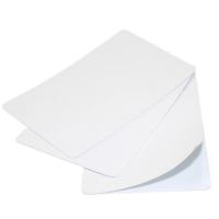 Premium White 480 Micron Self Adhesive Cards - 100 Per Pack