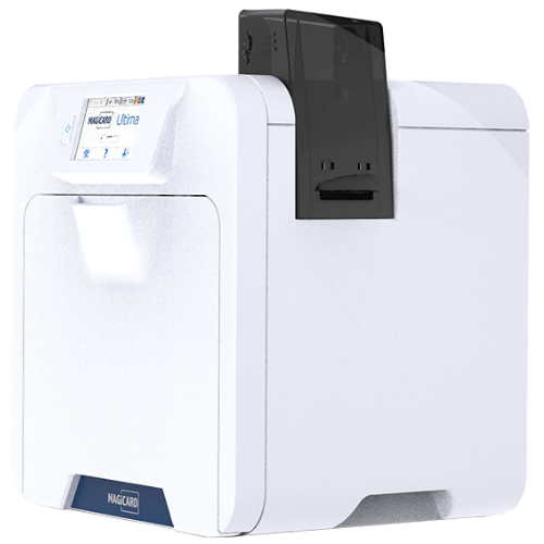MAGICARD ULTIMA RETRANSFER ID CARD PRINTER (SINGLE OR DOUBLE-SIDED)