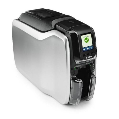 ZEBRA ZC300 ID CARD PRINTER WITH ETHERNET (SINGLE-SIDED)