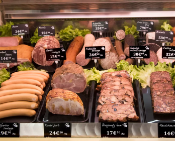 MEAT COUNTER LABELS
