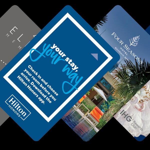 Hotel Key Cards - Room Keys