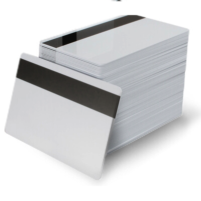 Magnetic Plastic Cards