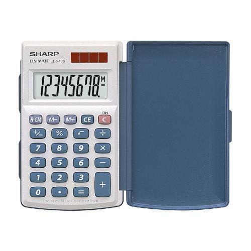 Pocket Calculator 8-Digit