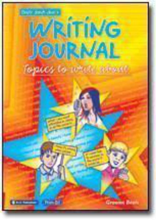 Writing Journal Prim-Ed