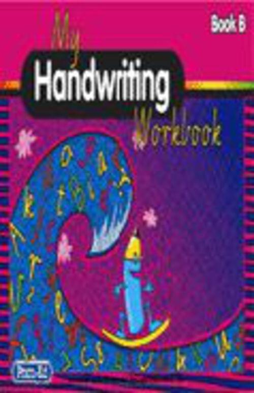 My Handwriting Workbook B Prim-Ed