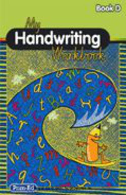 My Handwriting Workbook C Prim-Ed