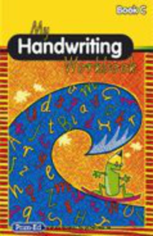 My Handwriting Workbook D Prim-Ed