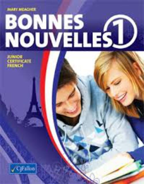 Bonnes Nouvelles 1 incl. workbook and CDs JC