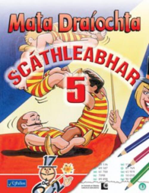 Mata Draiochta Scathleabhar 5 CJF