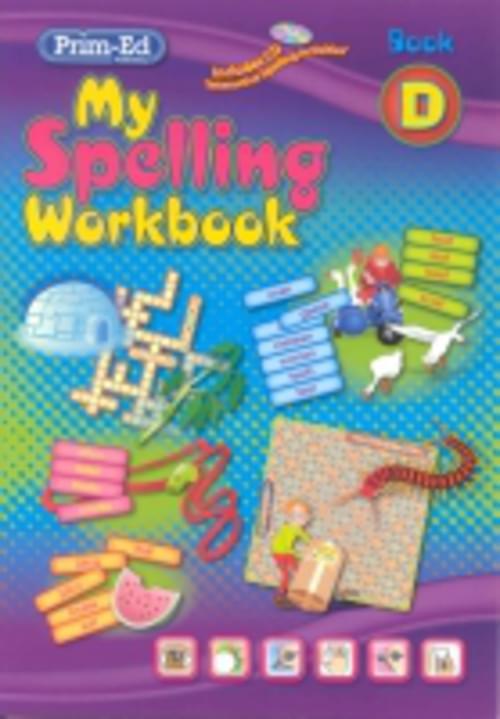 My Spelling Workbook D Prim-Ed