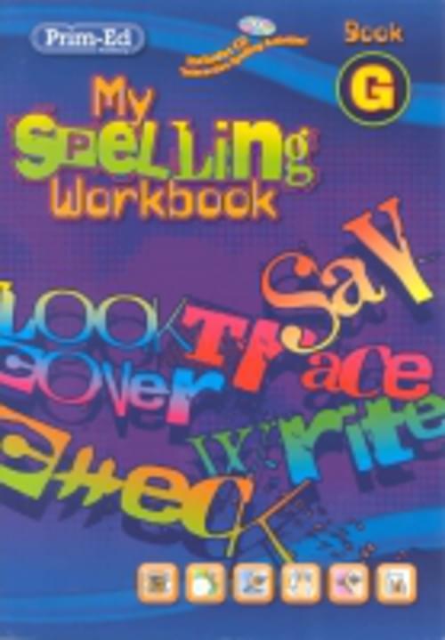 My Spelling Workbook G Prim-Ed