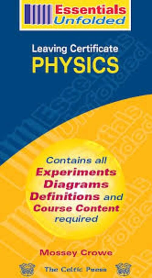 Essentials Unfolded Physics
