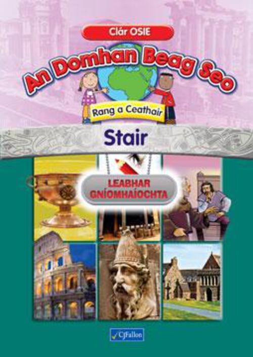 An Domhan Beag Seo Rang a Ceathair - Stair (Leabhar Gniomhiaocht)