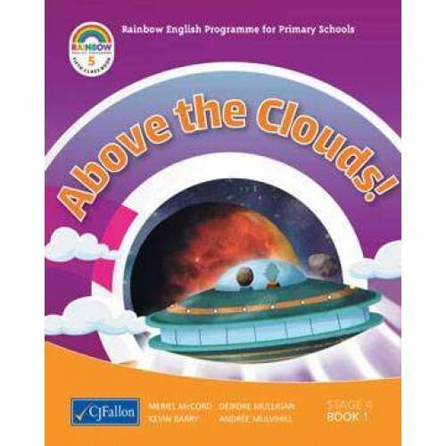 Above the Clouds 5th Class Portfolio Book