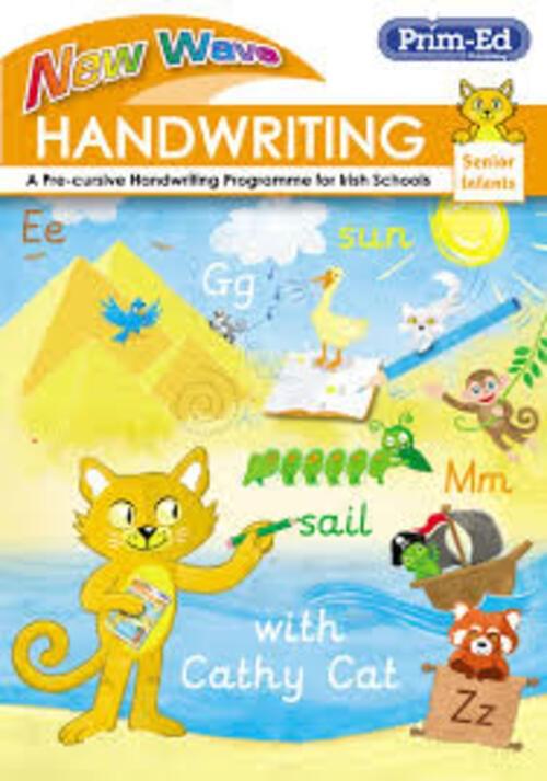 New Wave Handwriting Senior Infants