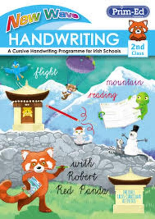 New Wave Handwriting 2nd Class