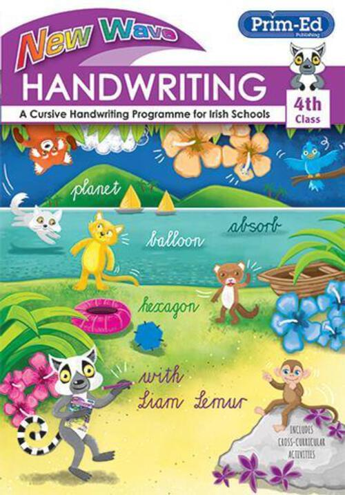 New Wave Handwriting 4th Class *New Release*