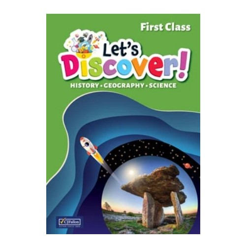 Let's Discover! - First Class - Set