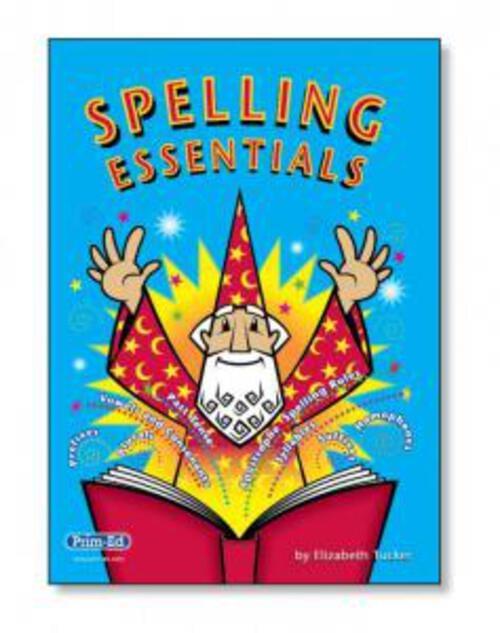 Spelling Essentials Prim-Ed