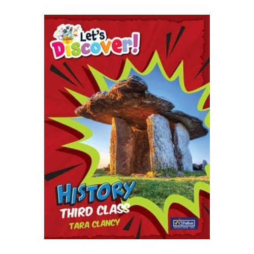 Let's Discover! - History - Third Class - Set