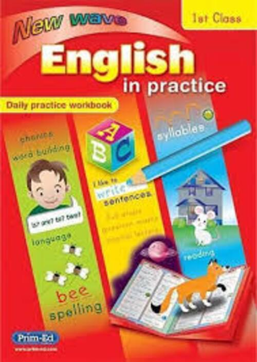New Wave English in Practice 1st Class