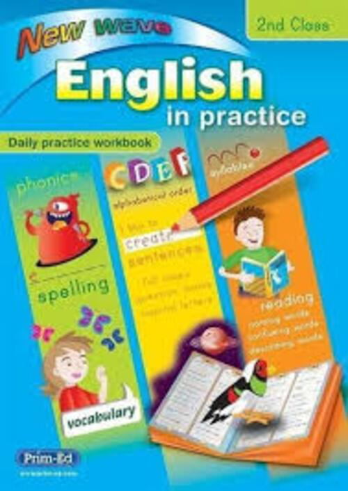 New Wave English in practice 2nd Class