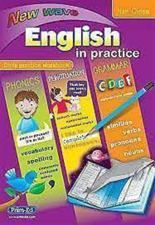 New Wave English in practice 4th Class