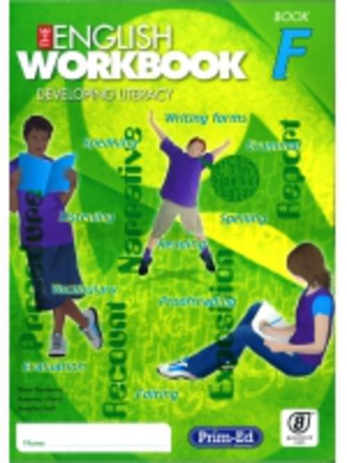 The English Workbook F - 5th Class