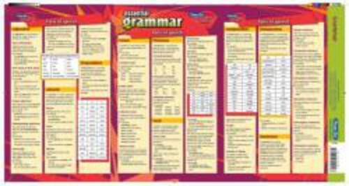 Essential Study Guides - Grammar