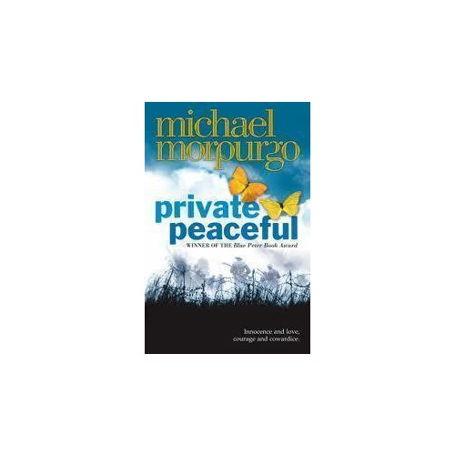 Private  Peaceful Michael Morprugo