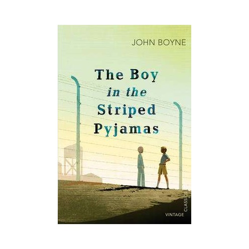 Boy in the Striped Pyjamas by John Boyne