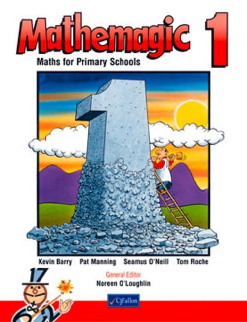 Mathemagic Book 1 CJF