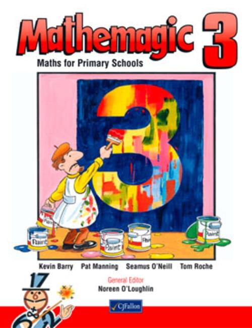 Mathemagic Book 3 CJF