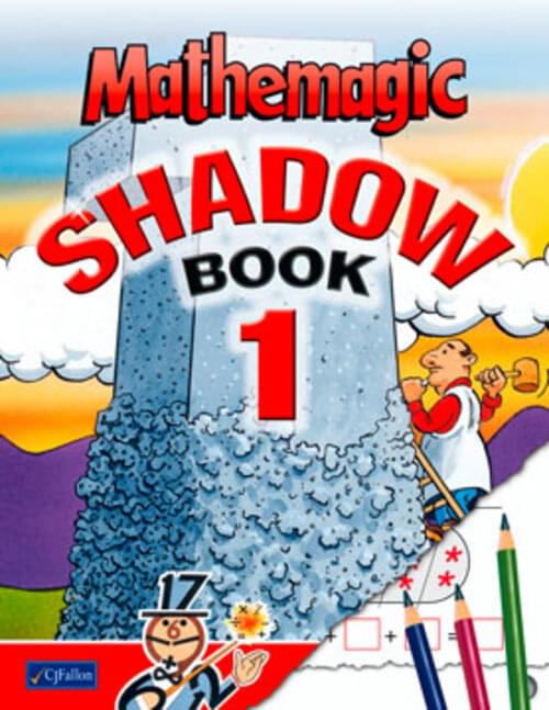 Mathemagic Shadow Book 1
