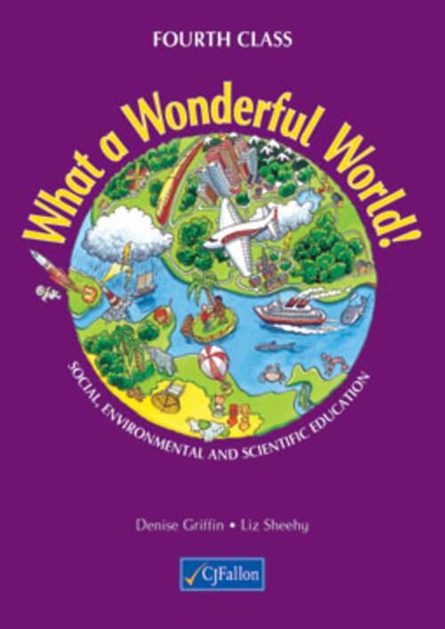 What a Wonderful World Book 4 - 4th Class