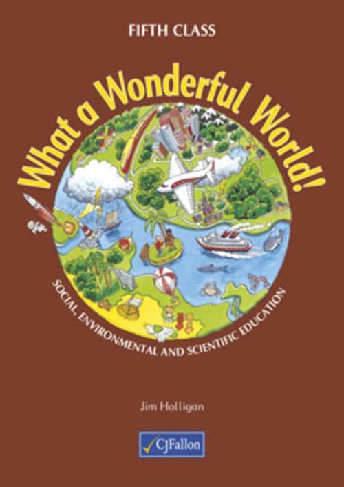 What a Wonderful World Book 5 - 5th Class