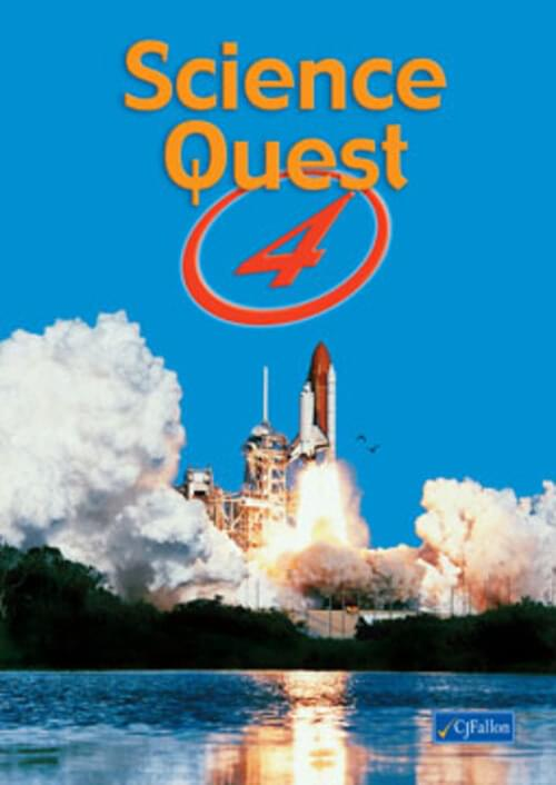 Science Quest Book 4 - 4th Class