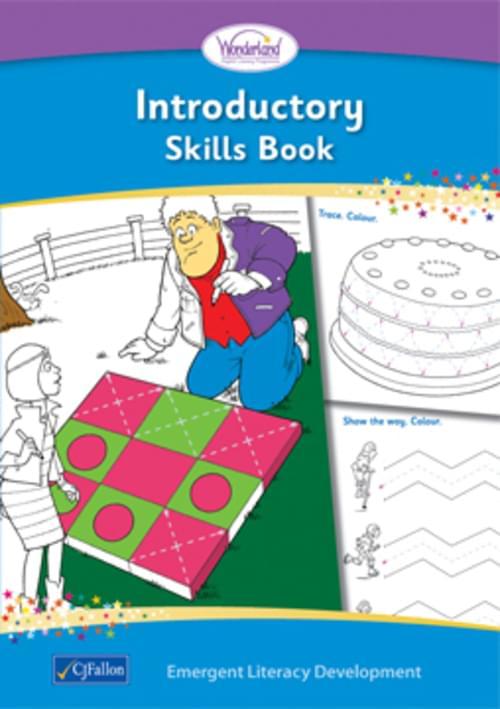 Wonderland Introductory Skills Book CJF