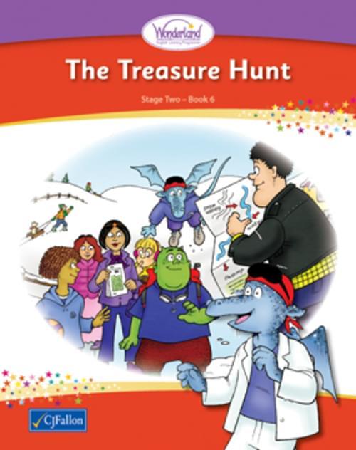 Wonderland Book 6 - The Treasure Hunt