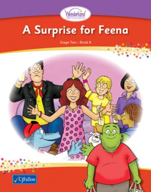 Wonderland Book 8 - A Surprise for Feena